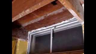 How to Warm Up Basement, Insulate and Stop Drafts Using Foam