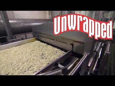 How McDonald's Makes Its Fries (from Unwrapped)   Food Network