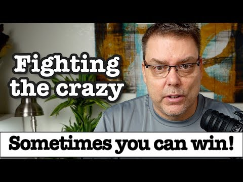 Parental Alienation - Perseverance - Fighting the crazy