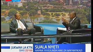 Suala Nyeti: Serikali yawafaa vipi wananchi
