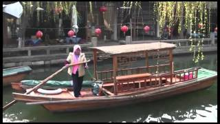 preview picture of video 'Chinarundreise 2010 Teil 2, Guilin, Shanghai, Nanjing'