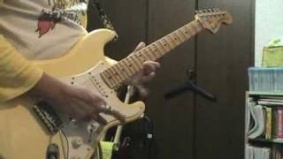 Fire In The Sky (Guitar Cover) / Yngwie Malmsteen