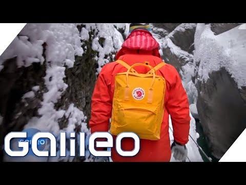 Fjällräven Kanken - Der meistverkaufte Rucksack der Welt | Galileo | ProSieben