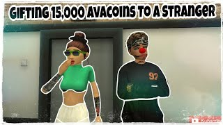 GIFTING 15,000 AVACOINS||TO A STRANGER *AVAKIN LIFE*