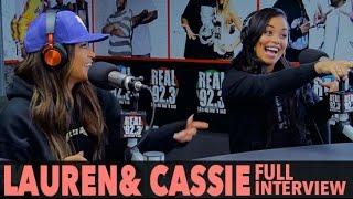 Lauren London & Cassie Ventura On New Movie The Perfect Match (Full Interview) | BigBoyTV