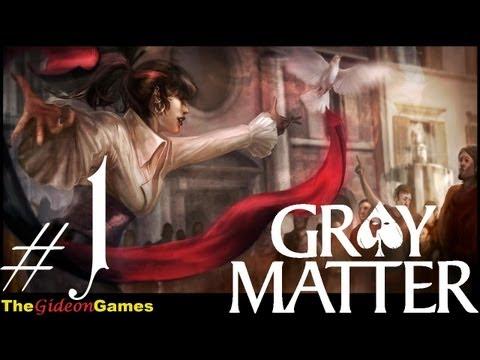 Quest: Прохождение Gray Matter - Часть 1: Тёплый приём