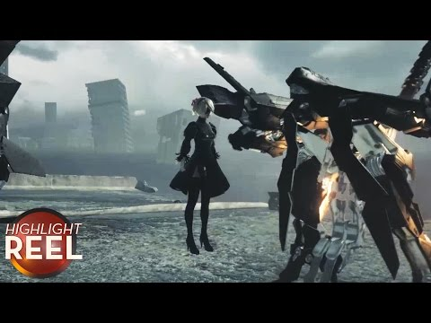 Highlight Reel #288 – Nier's 2B Is Ready For Liftoff