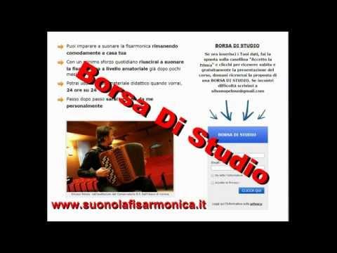 Suonare La Fisarmonica - Borsa Di Studio