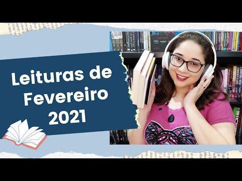 AS 7 LEITURAS DE FEVEREIRO 2021 ? | Biblioteca da Rô