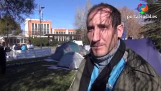 preview picture of video 'Conflicto laboral en Roca Alcalá de Henares - 28/dic/2012'
