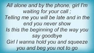 Dj Bobo - Lonely 4 You (feat. Tone) Lyrics