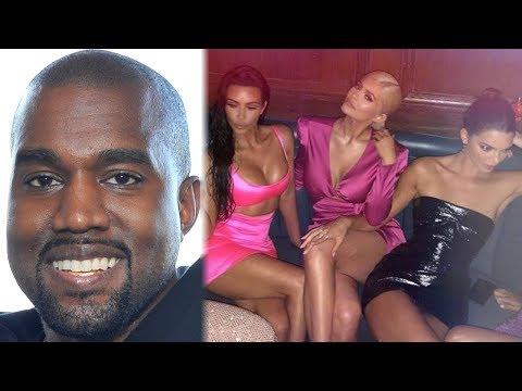 Kanye West Admits He'd