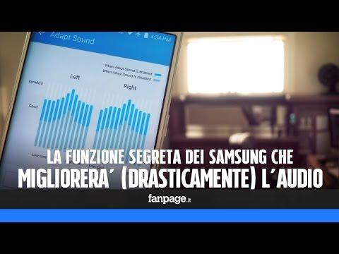 La funzione segreta dei Samsung che migliorerà (radicalmente) la qualità audio
