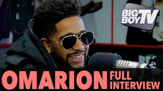 BigBoyTV - Omarion on His Time in B2K, His 2016 Grammy Snub, And More!