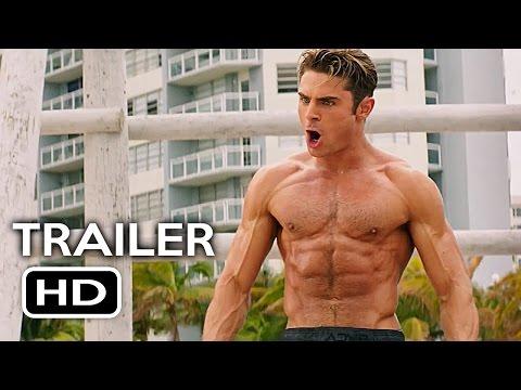 Baywatch Official Trailer #4 (2017) Dwayne Johnson, Zac Efron Comedy Movie HD
