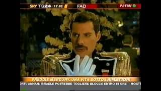 Freddie Mercury - SKY TG 24 - 05/09/2006 - 60th Birthday