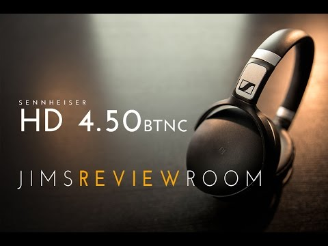 Sennheiser HD 4.50BTNC – NOISE CANCELLING – REVIEW