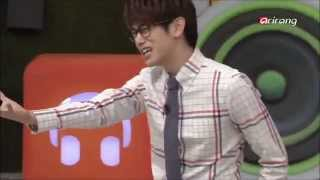 Eric Nam and Hanbyul dancing to 2PM songs (ASC)