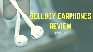 BELLBOY Bluetooth Earphones Review