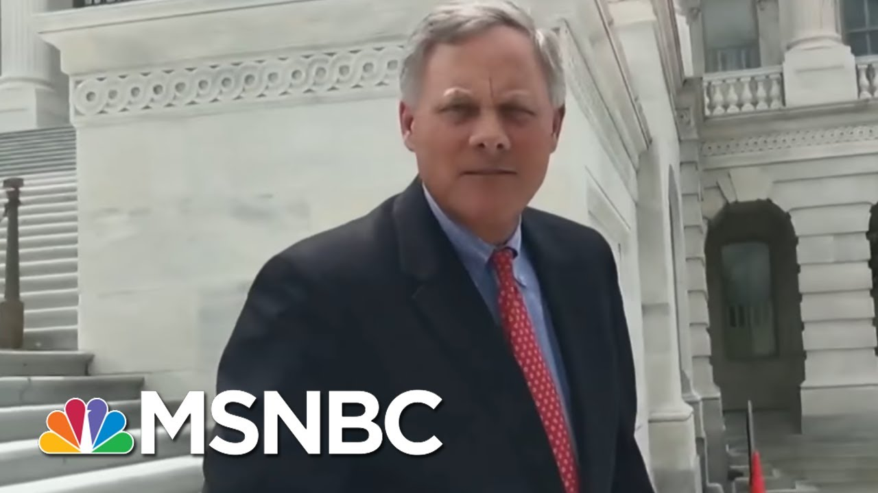 Republicans Suddenly Silent About Push To Overturn Roe V. Wade   All In   MSNBC thumbnail