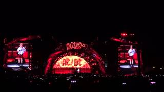 ACDC - Highway to Hell (Axl Rose) Lisbon