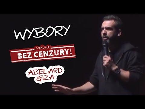 Abelard Giza - Wybory