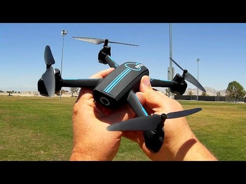 "JXD 528 World's Cheapest GPS FPV ""Follow Me"" Drone Flight Test Review"