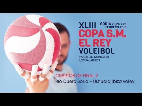 Vídeo: así ha sido la derrota del Río Duero (2-3) a manos del Ushuaïa Ibiza