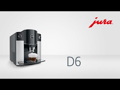 JURA | D6 | Kaffeevollautomat - fully automatic coffee machine