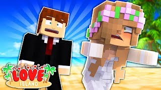 LITTLE KELLY IS A RUNAWAY BRIDE! Minecraft Love Island