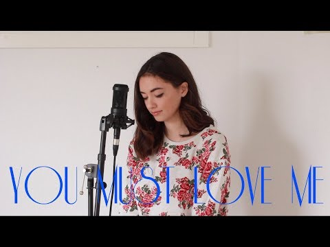 You Must Love Me - Madonna | Brittin Lane Cover