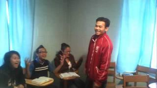 Funny . Laos Hmong Man Sings Heaven . Manny Pacquiao Jr? . Lao Khmer American Indian Christian Songs