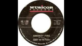"Teddy and The Pandas - ""We Can't Go On This Way / Smokey Fire"""