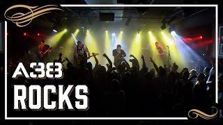 Boysetsfire - Rookie  // Live 2016 // A38 Rocks
