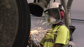 Stevin Rock Tyre Factory Commercial Short Wrap (2019)