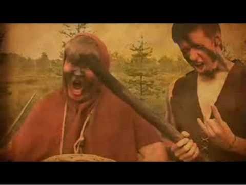 TURISAS - Battle Metal 2008 (OFFICIAL VIDEO) online metal music video by TURISAS