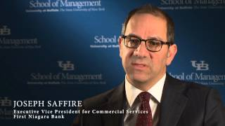 Video of Joseph Saffire talking about how to be an effective leader.
