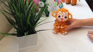 Unique Gifts By Hand. Beaded Animals