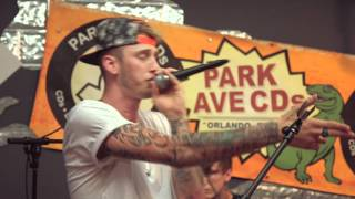 "Machine Gun Kelly- ""Home Soon"" Live At Park Ave Cd's"