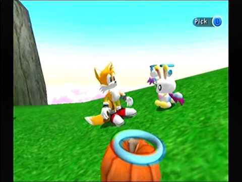 Sonic Adventure 2 PC Content - Ancient Chao Garden