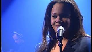 Shola Ama  - You're the one I love (live at Nulle Part Ailleurs)