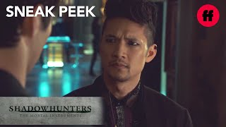 Shadowhunters | Season 3, Episode 7 Sneak Peek: Magnus Blames Himself | Freeform