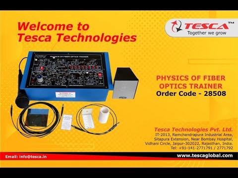 Fiber Optics Trainer