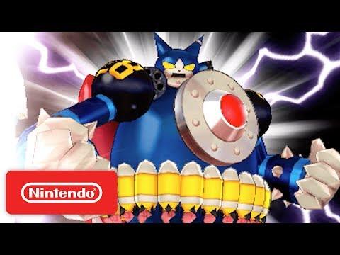 YO-KAI WATCH BLASTERS - Announcement Trailer - Nintendo 3DS thumbnail