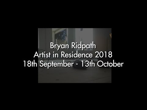 Brian Ridpath – Artist in Residence