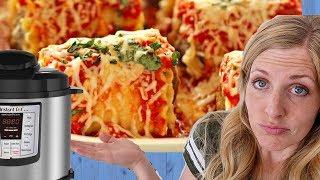 Instant Pot Lasagna Rolls-Ups Recipe