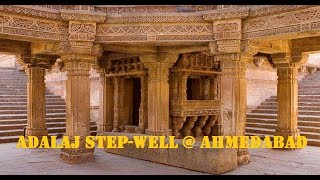 Adalaj Step-well, Ahmedabad