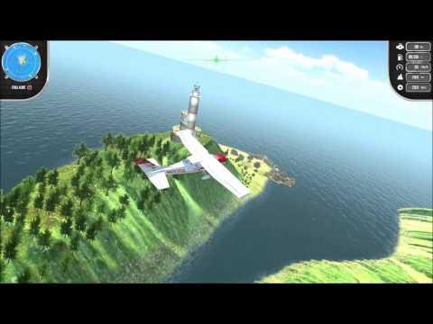 Island Flight Simulator - Official Game Trailer thumbnail