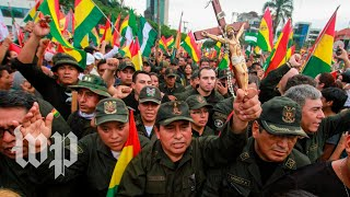 Coup or no coup: Why the loaded term is dividing Bolivia