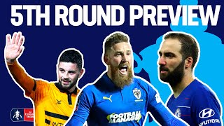 Can Newport Pull Off A Shock Against Manchester City? | 5th Round Preview | Emirates FA Cup 2018/19